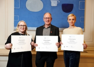 Fundraising Fellows Complete Two-Year Fundraising Fellowship Programme Raising Over €772,000 Attributed To Three Fundraisers