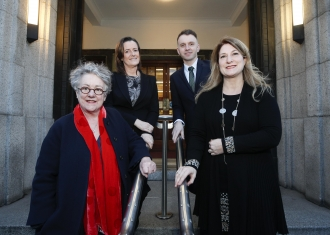 Fundraising Fellowship, Ireland organisations announced