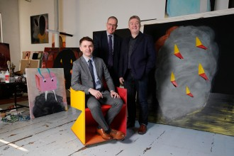 Business to Arts Picture Conor McCabe Photography