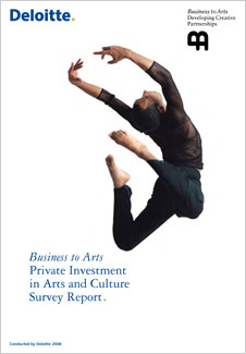 Private Investment in Arts & Culture – Ireland