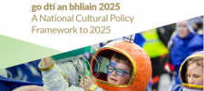 Business to Arts welcomes the launch of Culture 2025