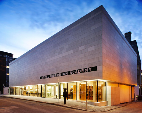 Royal Hibernian Academy in Dublin