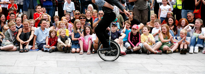 Family Friendly Events at Temple Bar Cultural Trust