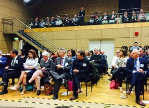 Business to Arts CEO Forum at RTE