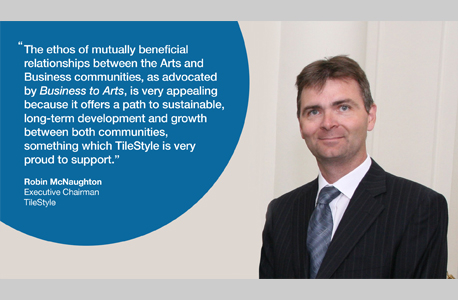 Robin McNaughton, Executive Chairman, TileStyle