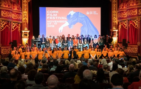 Day 11 of 64 Cork Film Festival 2019 _ Closing Gala  /  Phot. Jed Niezgoda _ venividi.ie